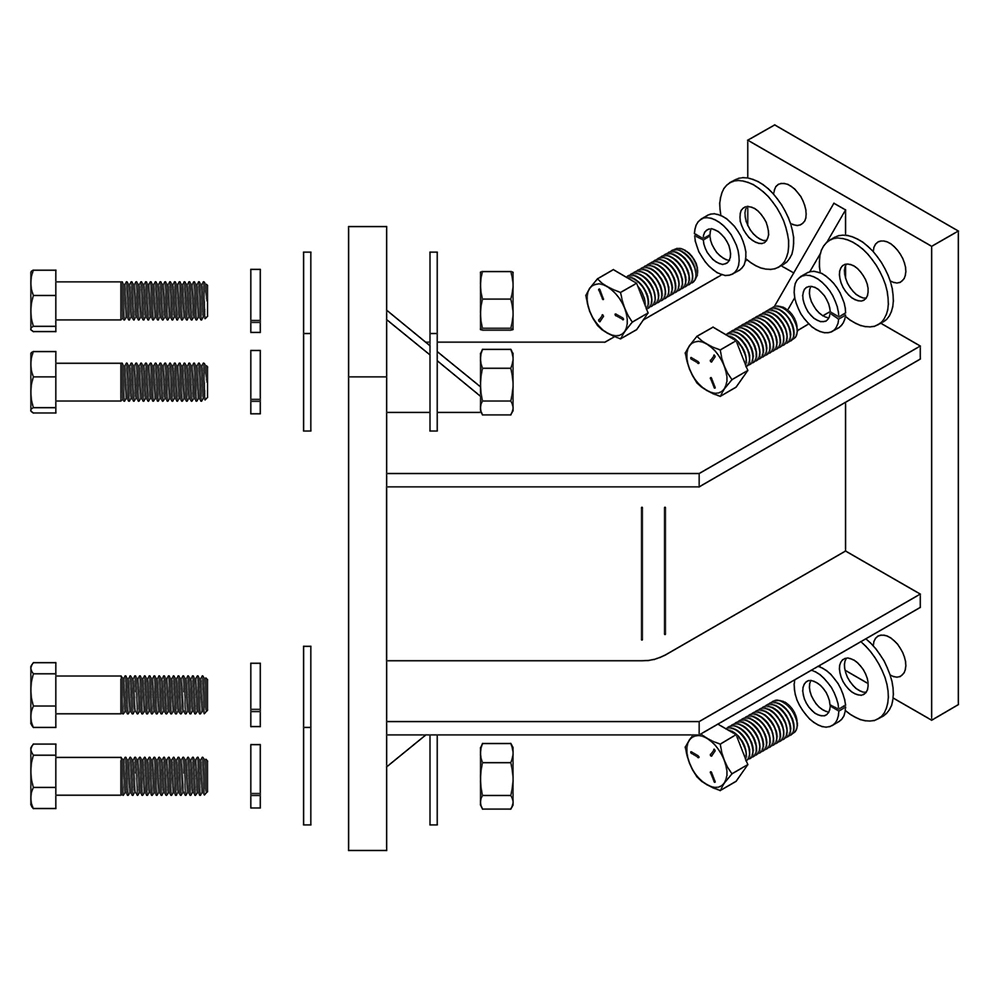 MAGNUM MMA-AC## Angled Connector