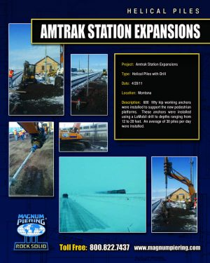 Amtrak Station Expansion