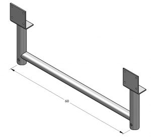 Magnum Piering MHLS1005 Boardwalk H-Bracing System