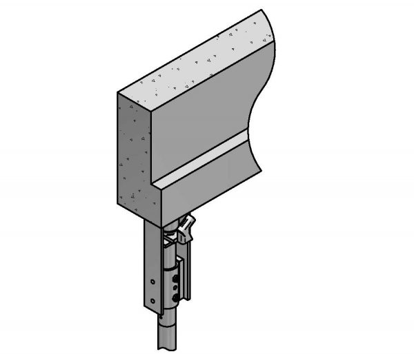MAGNUM MP1600-3 Concentric Lift Bracket