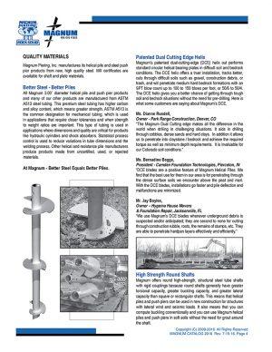 Qualtiy Materials, Customer Testimonials